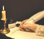 writing-with-quill1-150x134